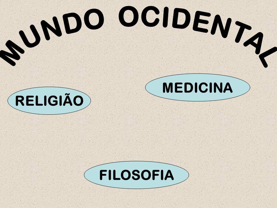 RELIGIÃO FILOSOFIA MEDICINA