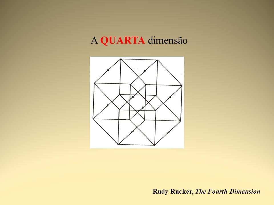 A QUARTA dimensão Rudy Rucker, The Fourth Dimension