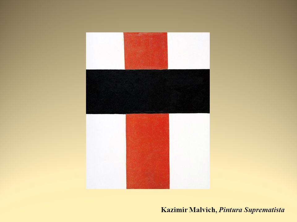 Kazimir Malvich, Pintura Suprematista