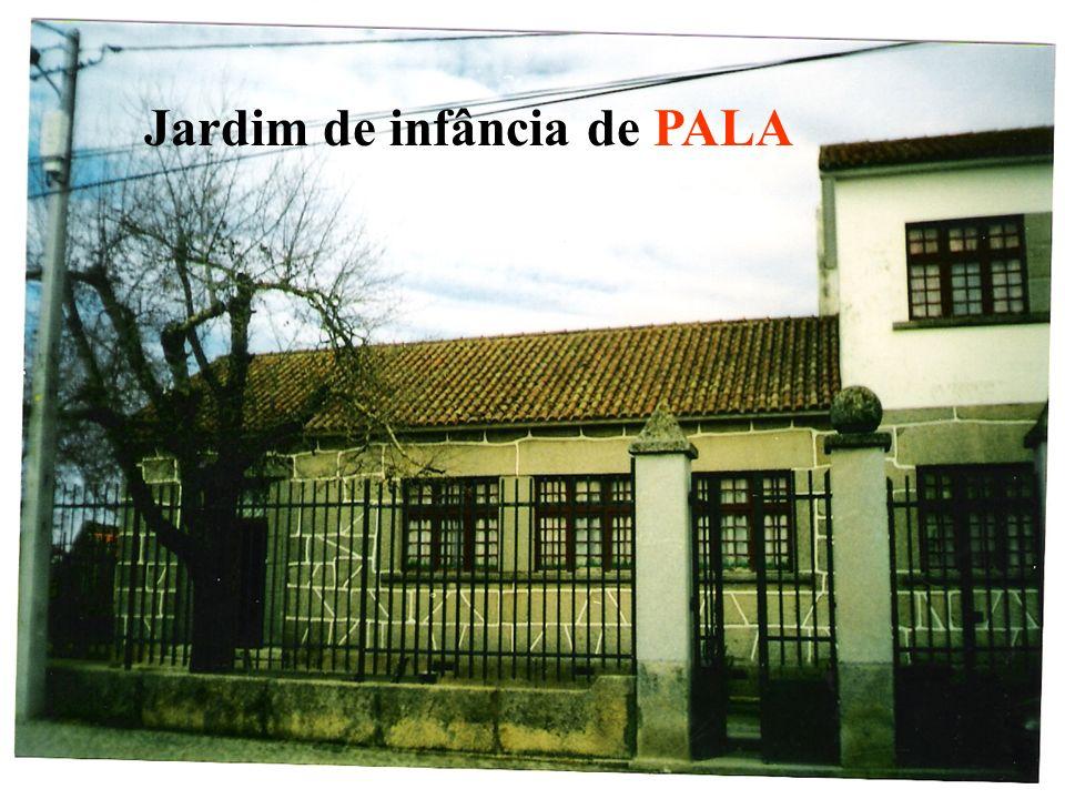Jardim de infância de PALA