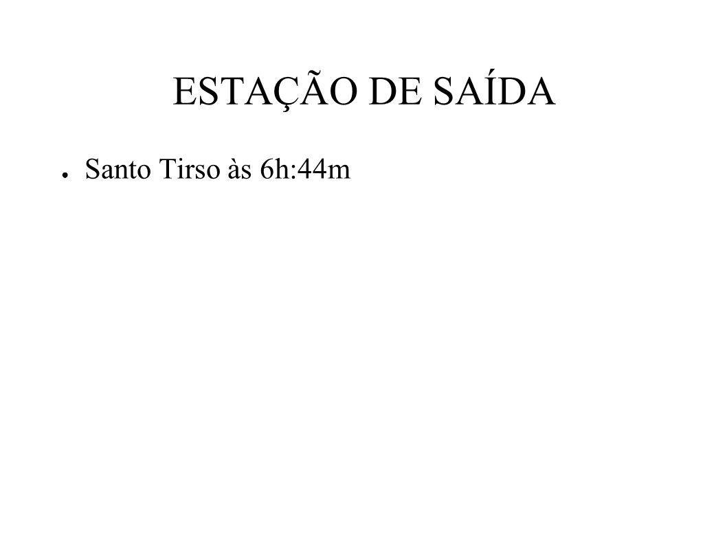 ESTAÇÕES DE PARAGEM Lousado - 6h:49m Trofa – 6h:54m São Romão – 07h:00m São Frutuoso- 07h:02m Travagem – 07h:05m Ermesinde – 07h:07m Águas Santas / Palmilheira – 07h:11m Rio Tinto – 07h:14m Porto ( Campanhã) - 07h:20m
