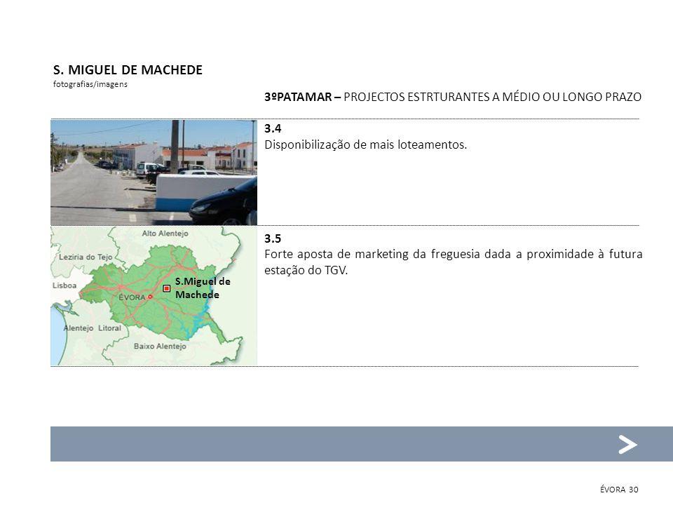 ÉVORA 31 Propostas de acção para Bairro do BACELO 9