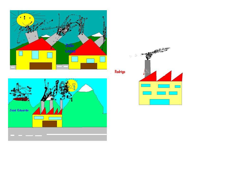 Objectivos da 2ª visita Realizar um desenho no Paint, tendo por base o desenho realizado pelo Formador, sobre a poluição dos solos e reciclagem; Praticar novas valências, praticando, igualmente, as que aprendeu na visita anterior.