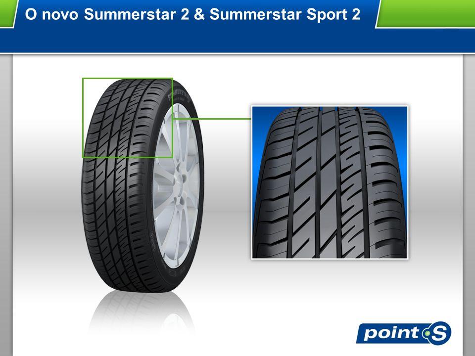 O novo Summerstar 2 & Summerstar Sport 2