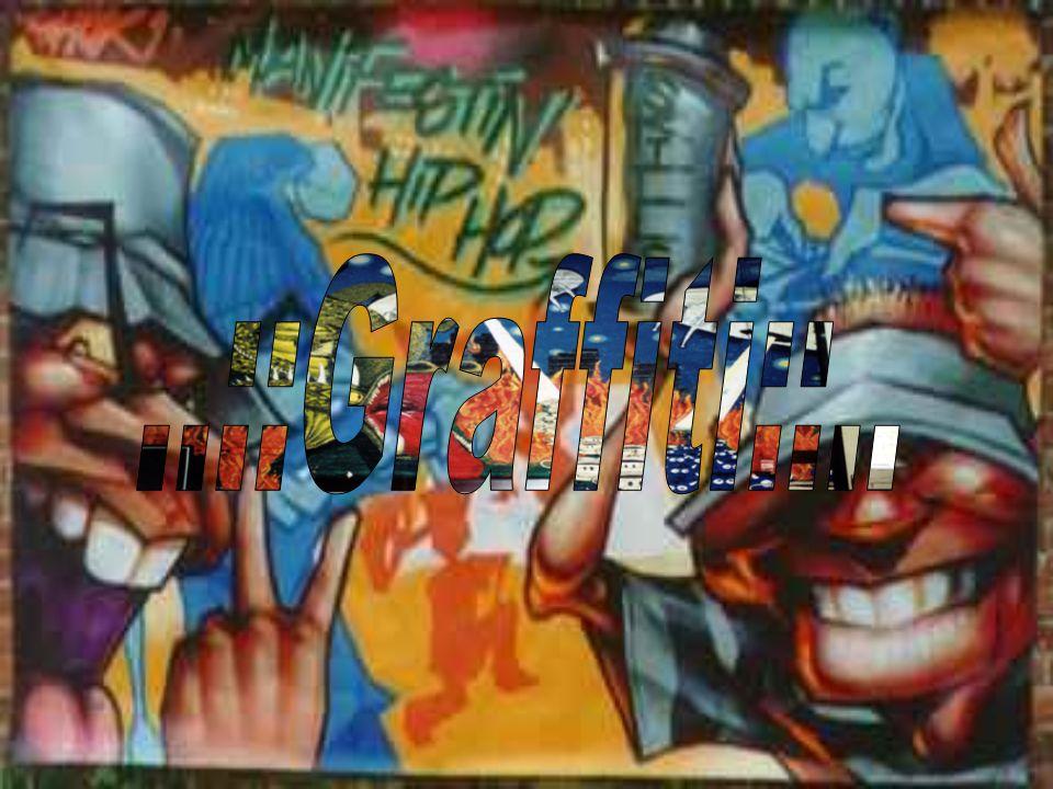 A Palavra Graffiti vem do italiano graffiti que é plural de graffito.