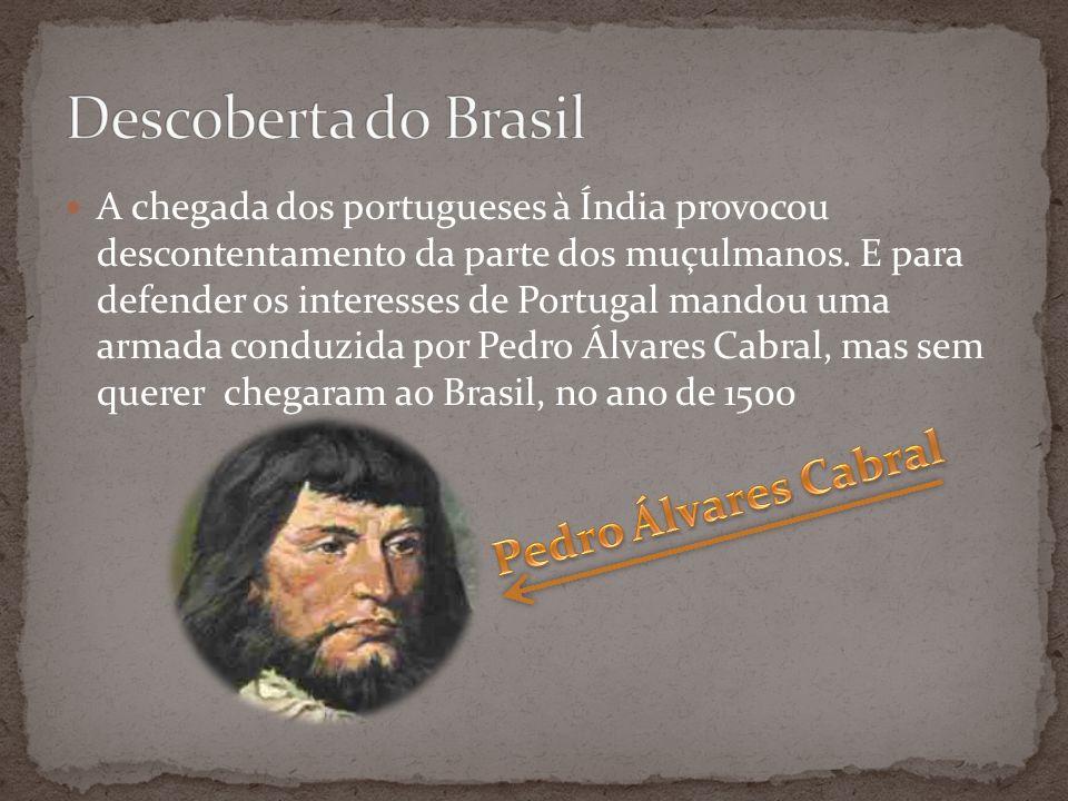 A chegada dos portugueses à Índia provocou descontentamento da parte dos muçulmanos. E para defender os interesses de Portugal mandou uma armada condu