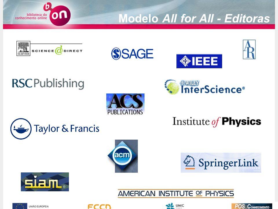 Modelo All for All - Editoras
