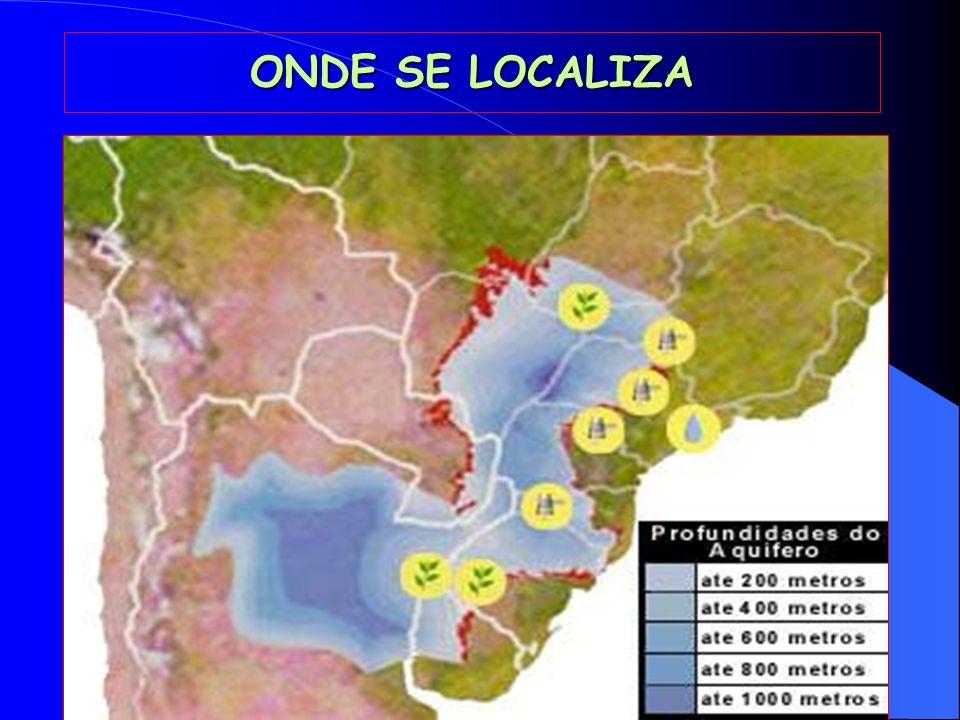F O N T E : Nota Explicativa Estudo Hidroquímico e Isotópico das Águas subterrâneas do Aqüífero Botucatu no Estado de São Paulo - 1983 Perfil elaborad
