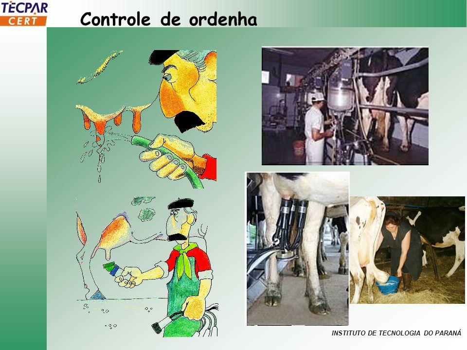 INSTITUTO DE TECNOLOGIA DO PARANÁ Controle de ordenha