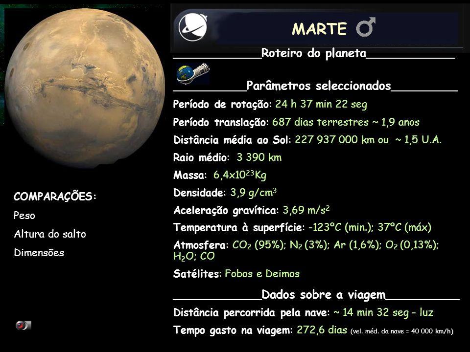 TERRA _________Parâmetros seleccionados_________ Movimentos: Rotação/Translação Distância média ao Sol: 149 598 000 km ou 1,0 U.A. Raio médio: 6 371 k