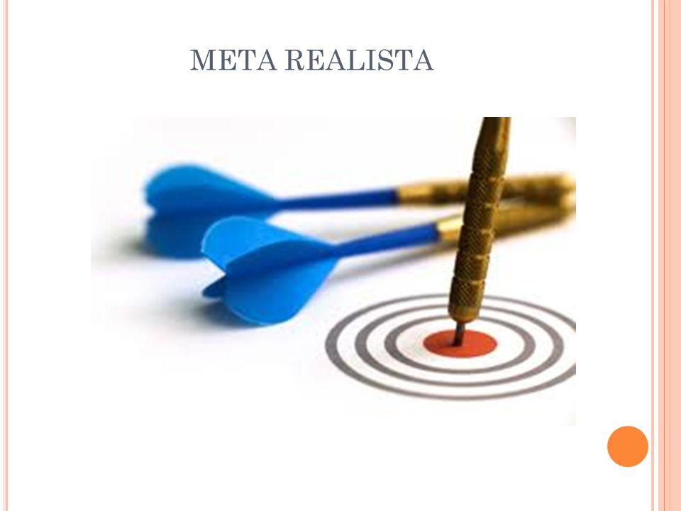 META REALISTA