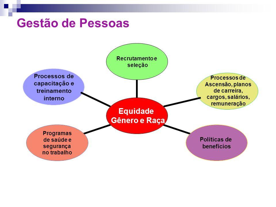 Gestão de Pessoas Processos de capacitação e treinamento interno Processos de Ascensão, planos de carreira, cargos, salários, remuneração