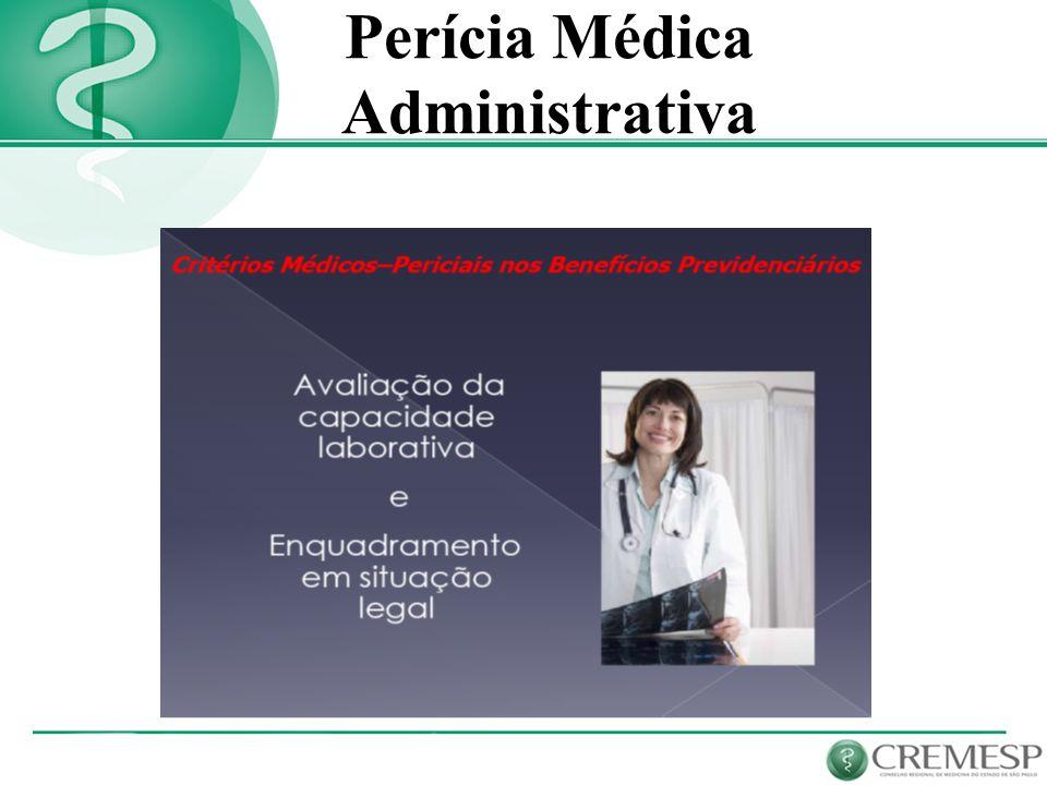 Associação Brasileira de Medicina Legal e Perícias Médicas NECESSIDADE DA CRIAÇÃO DE UMA ESPECIALIDADE MÉDICA: Medicina Legal e Perícias Médicas