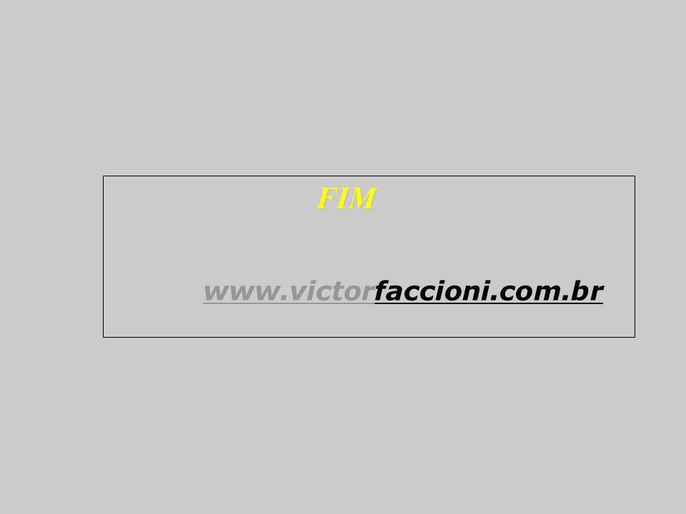 FIM www.victorwww.victorfaccioni.com.br