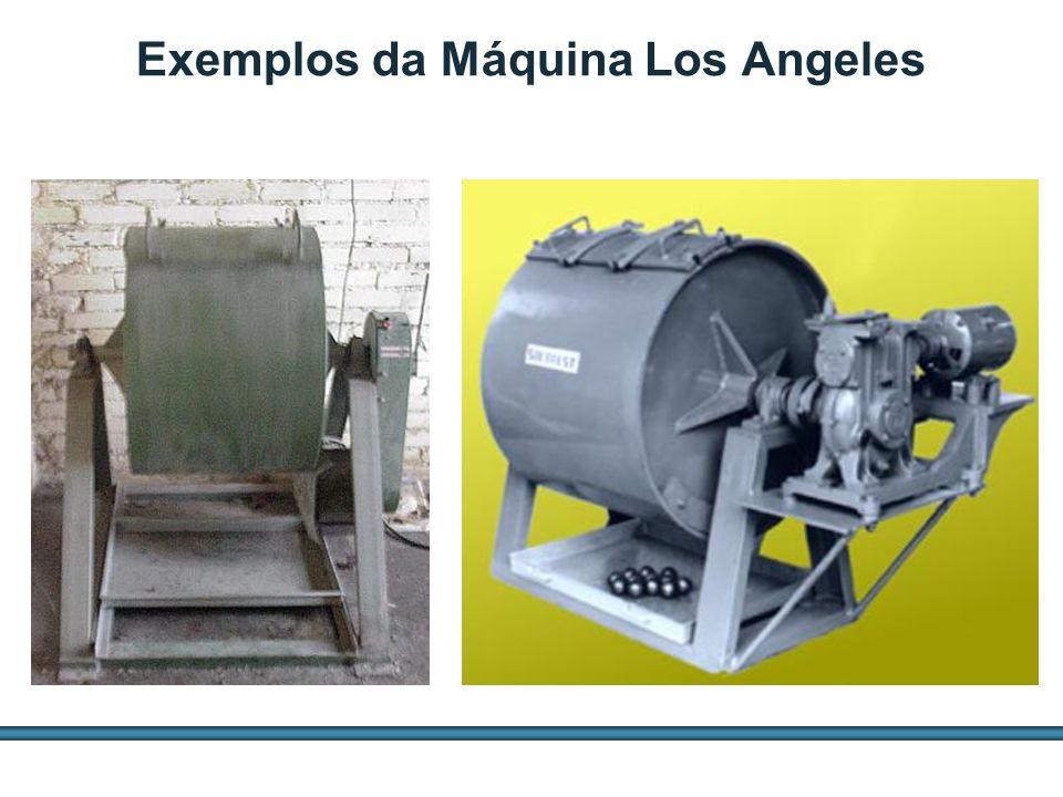 ESTUDOS DE AGREGADOS / 42 Exemplos da Máquina Los Angeles