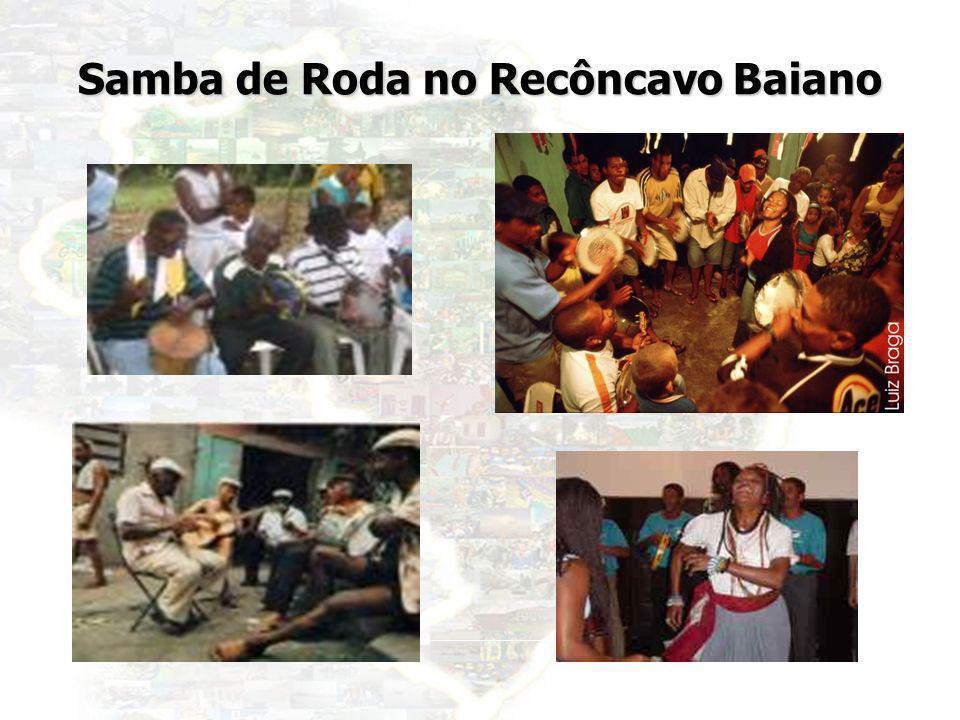 29 Samba de Roda no Recôncavo Baiano
