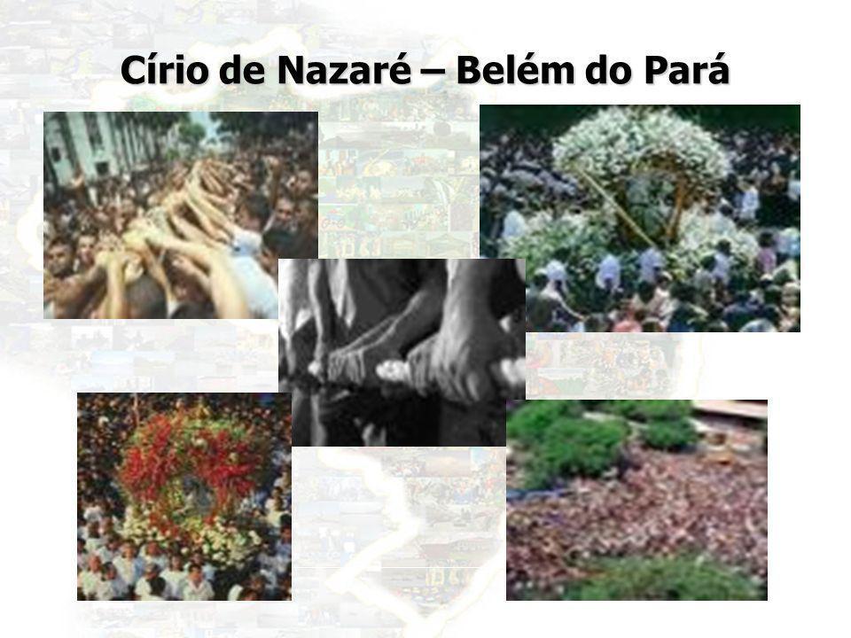 31 Círio de Nazaré – Belém do Pará