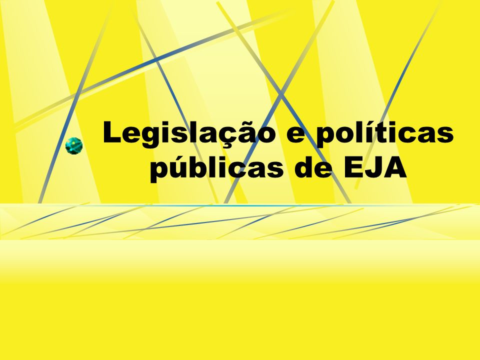 Desafios e perspectivas das políticas públicas de educação de jovens e adultos Jane Paiva janepaiva@terra.com.br