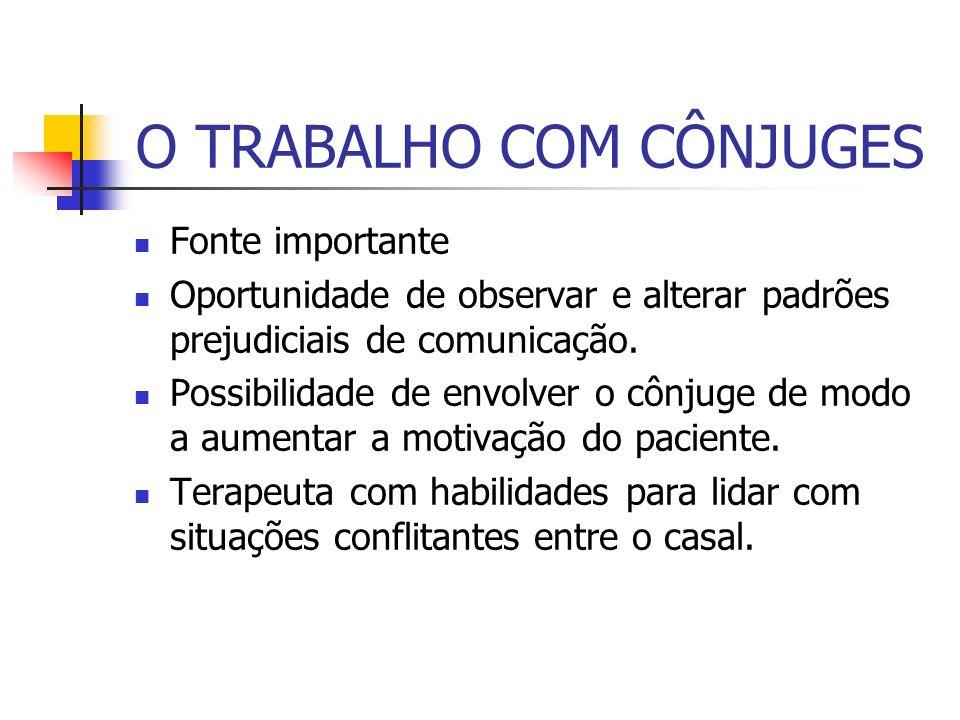 PADRÕES DESTRUTIVOS DE COMUNICAÇÃO Comunicação negativa (críticas, defesa, culpa).