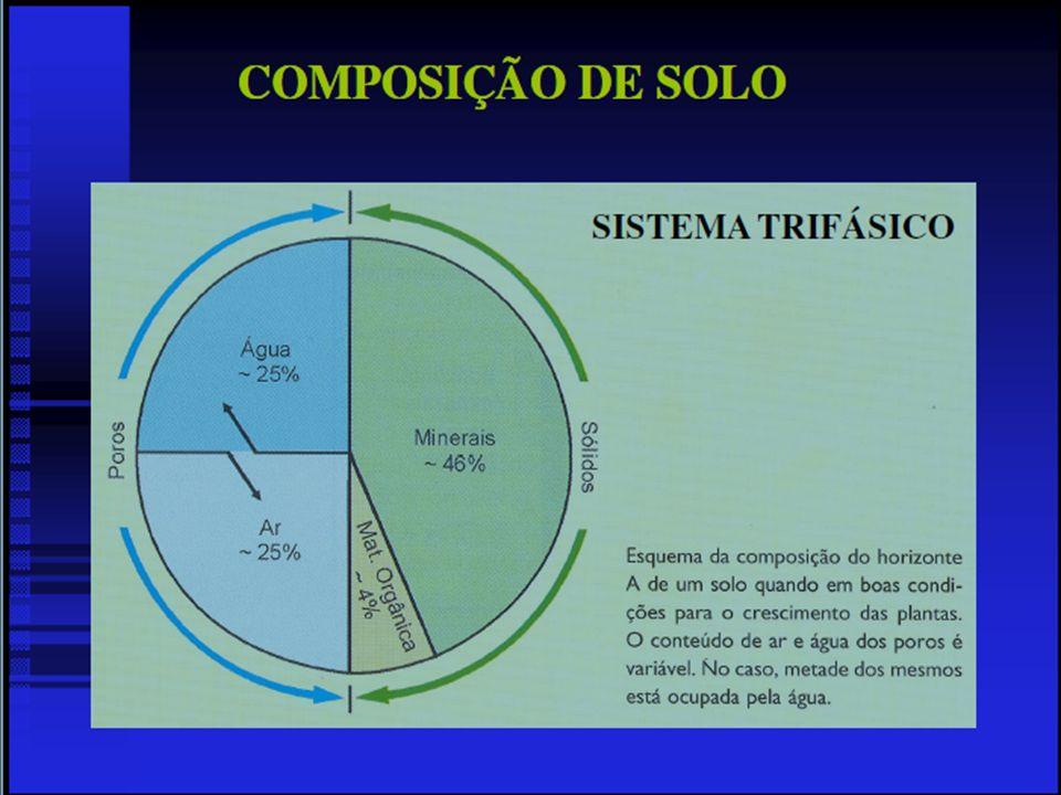 2.FATORES DE FORMAÇÃO: SOLO = F (MATERIAL DE ORIGEM, CLIMA,ORGANISMO, RELEVO,TEMPO ).