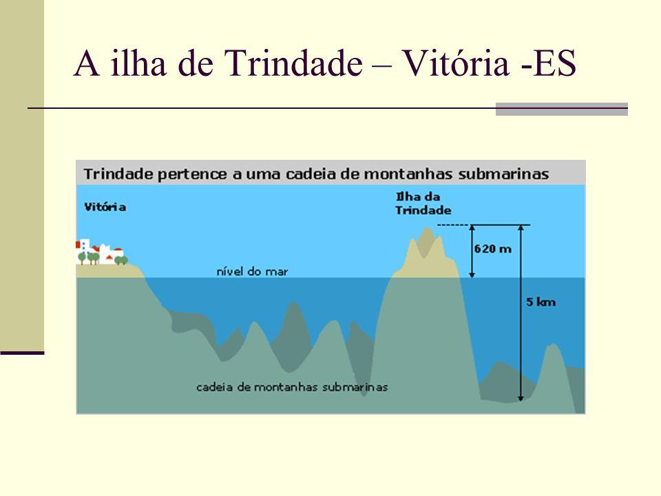 A ilha de Trindade – Vitória -ES