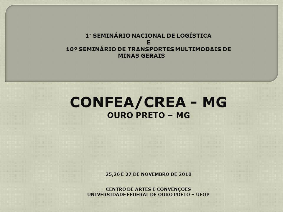 CARGAS E PASSAGEIROS: COMPARTILHAMENTO DESAFIANTE PARA O DESENVOLVIMENTO SÓCIO – ECONÔMICO.