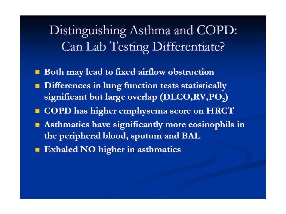 I.Conclusões Asma A asma é uma doença inflamatória.