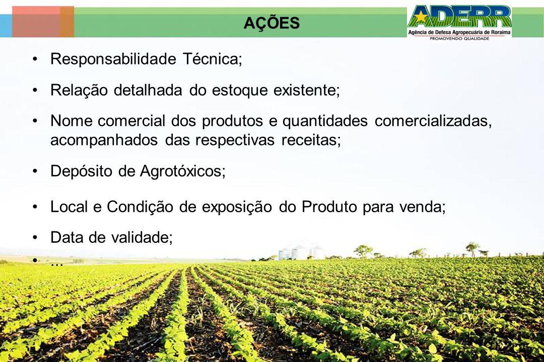 São denominados agrotóxicos obsoletos os produtos que ficam abandonados na zona rural e urbana sem qualquer identificação e armazenados de forma inade