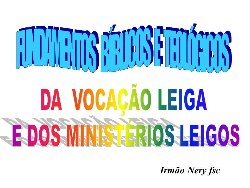 3.2- SOMOS MINISTROS NO POVO DE DEUS E PARA O POVO DE DEUS A.