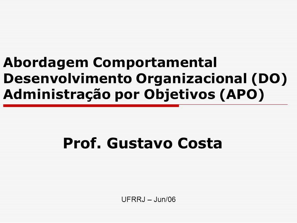 Teoria Comportamental (CHIAVENATO, 2003) Enfoque Comportamental (MAXIMIANO, 2002) Behaviorismo (PRESTES MOTTA, 1998) Teorias da Motivação e Liderança (MOTTA & VASCONCELOS, 2002) Teoria Neoclássica (CHIAVENATO, 2003) Abordagem Comportamental Definições