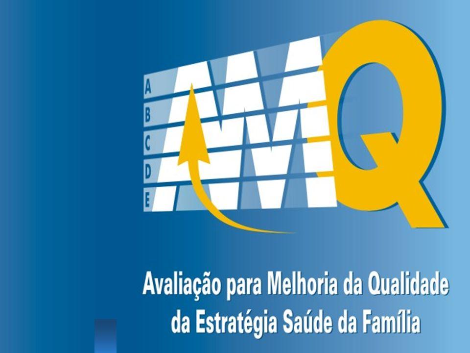 Secretaria de Atenção à Saúde Departamento de Atenção Básica Coordenação de Acompanhamento e Avaliação O QUE É AVALIAÇÃO PARA MELHORIA DA QUALIDADE.