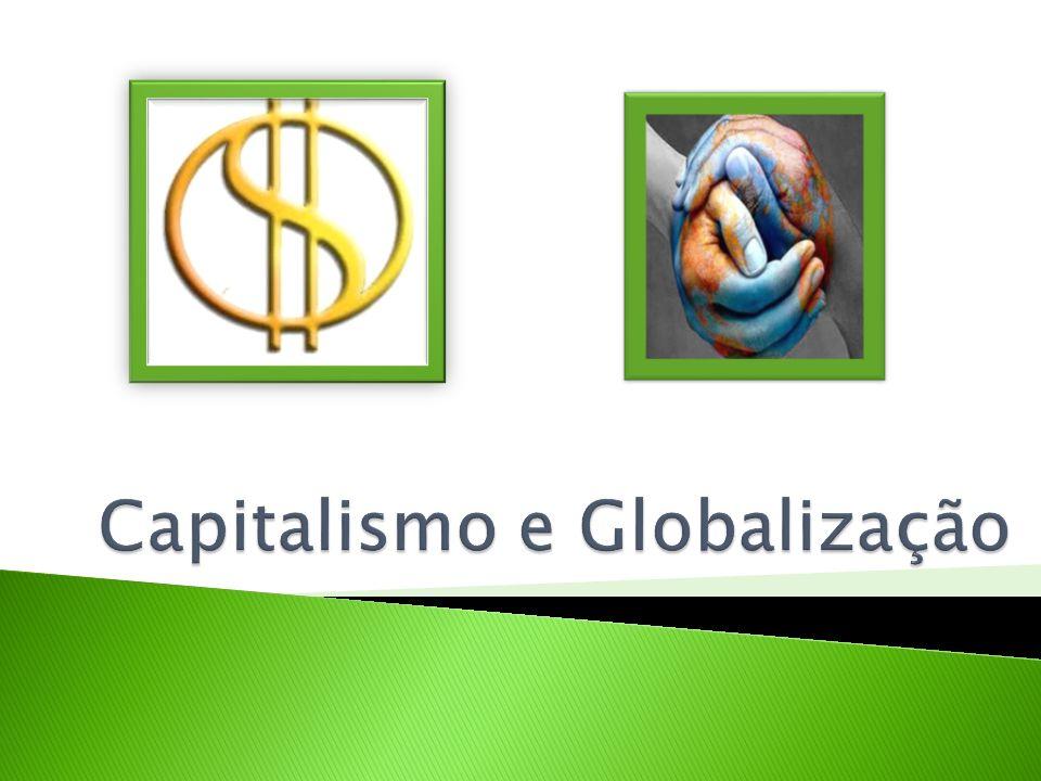 Nessa Apresentação nós poderemos notar os principais tópicos que poderão ser encontrados nas seguintes páginas do livro: O avanço do capitalismo pág.