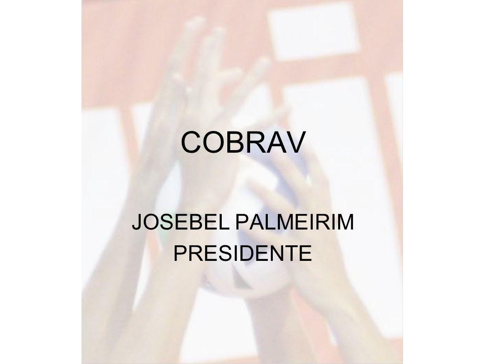 COBRAV JOSEBEL PALMEIRIM PRESIDENTE
