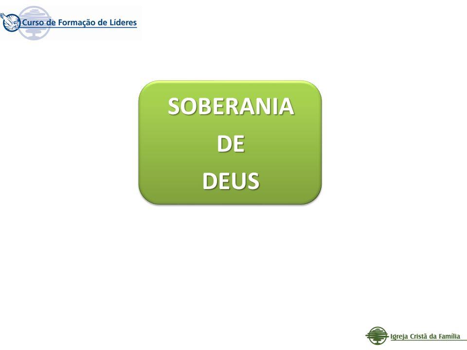 SOBERANIADEDEUS