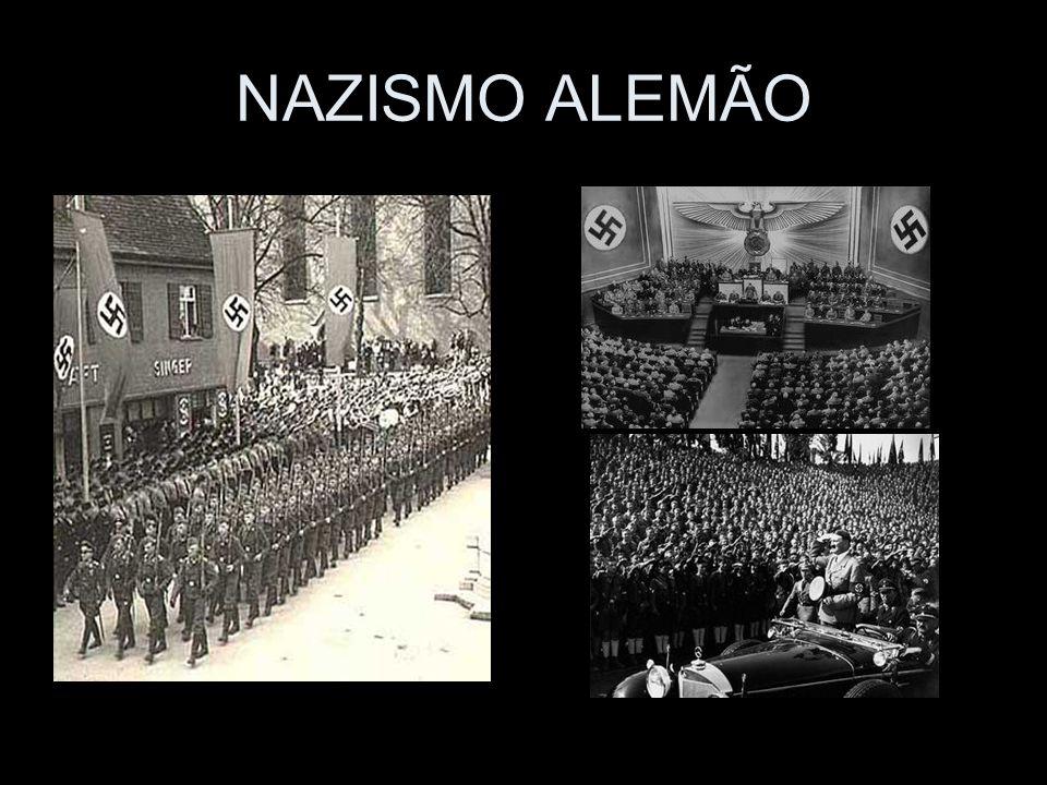 NAZISMO ALEMÃO
