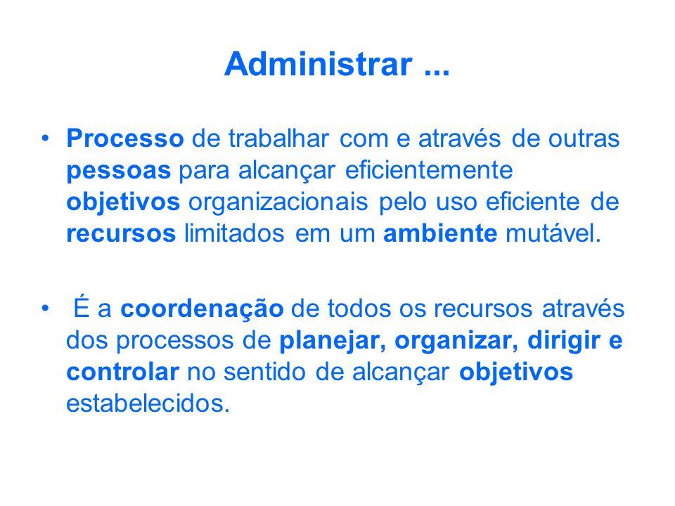 Administrar...