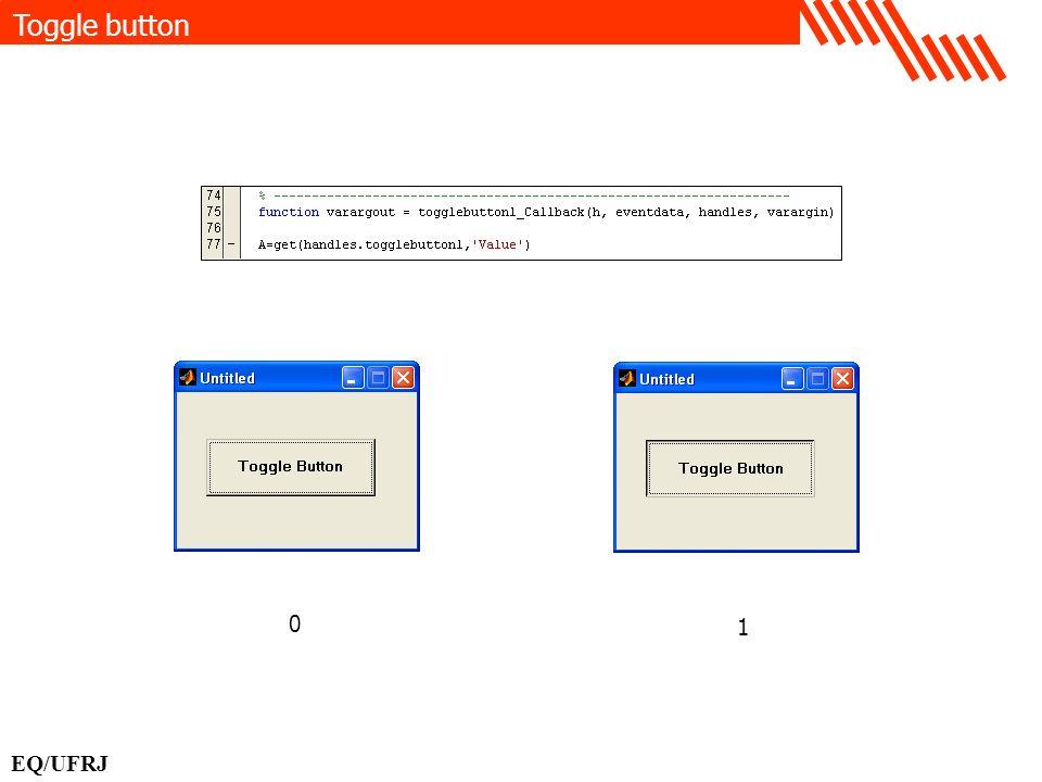 Toggle button EQ/UFRJ 10
