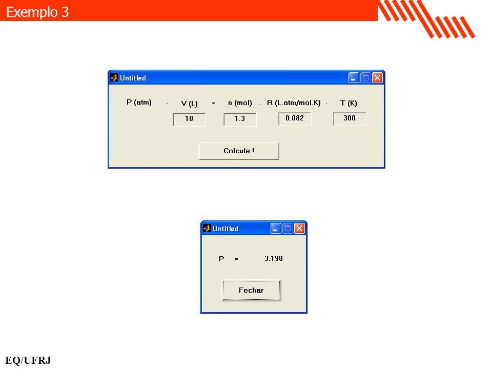 EQ/UFRJ Exemplo 3