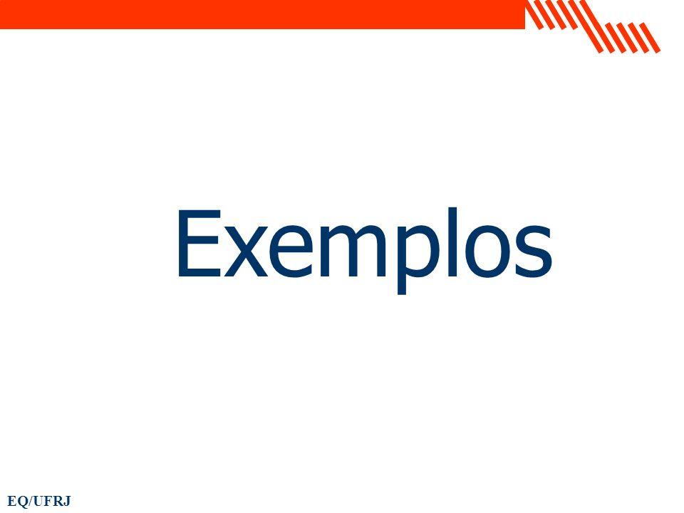 EQ/UFRJ Exemplos