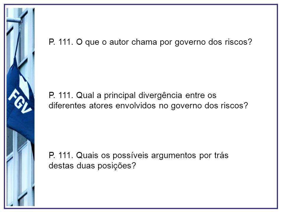 P.118. Interesses relacionados com o tema.