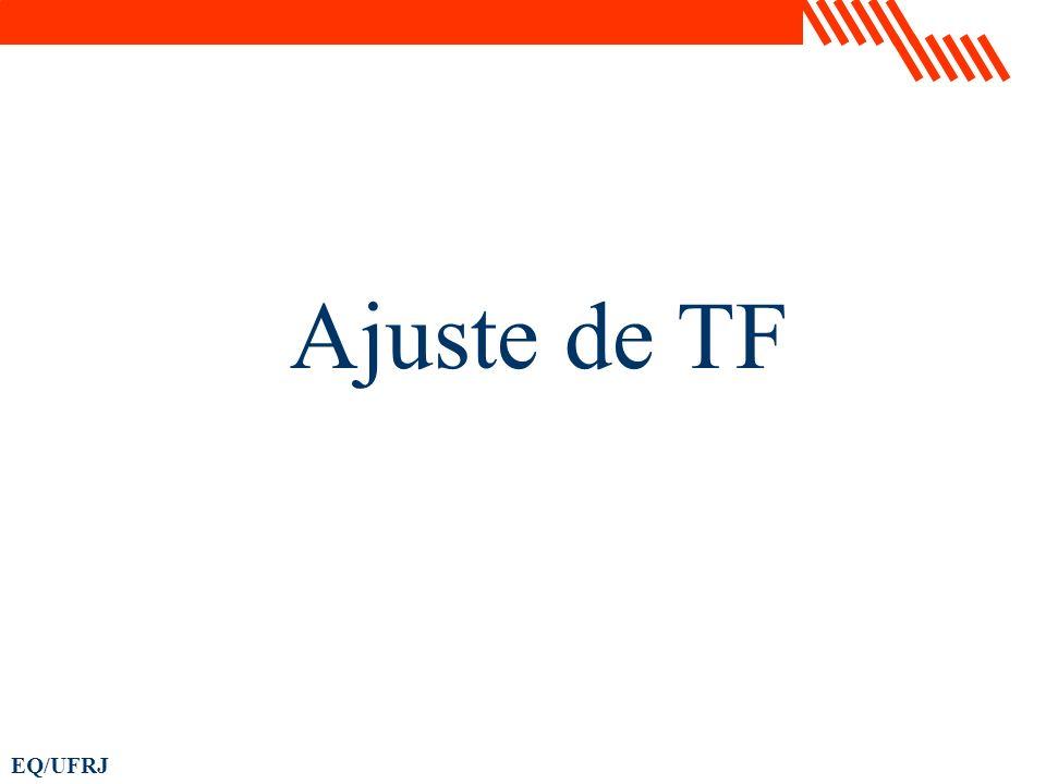 EQ/UFRJ Ajuste de TF