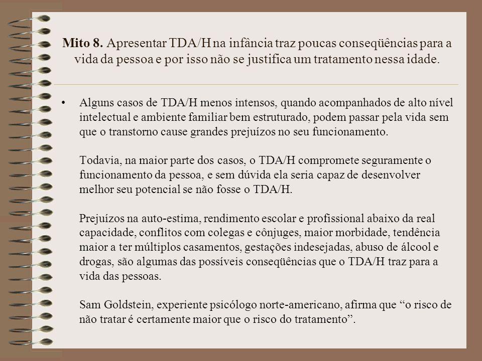 Diagnóstico e Tratamento ADHDA Ambulatório para Distúrbios Hiperativos e/ou Déficit de Atenção Instituto de Psiquiatria do Hospital das Clínicas da Faculdade de Medicina da USP Rua Dr.