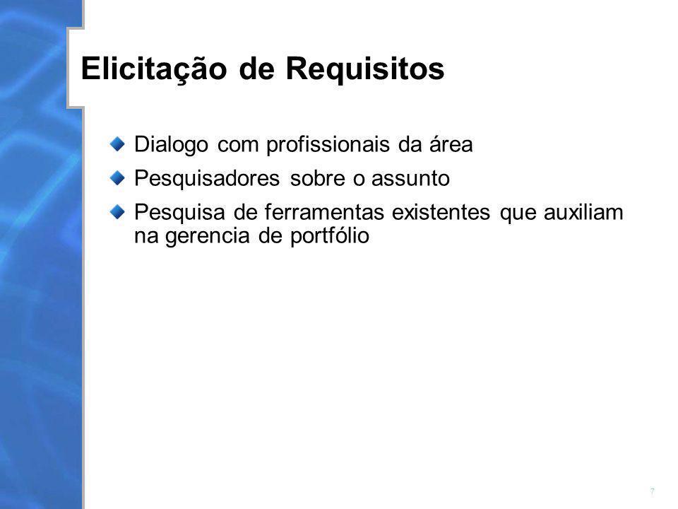 18 Requisitos Não Funcionais Externos Restrições Organizacionais Sigilo de Informação Restrições Econômicas Custo do projeto