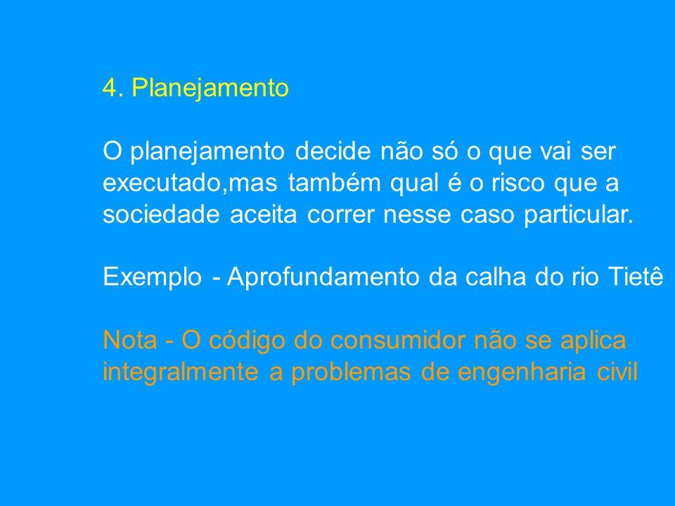Um exemplo de divisão de risco O caso de obras do Metrô da cidade de São Paulo.