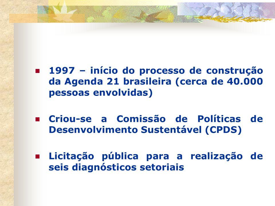 Organizações civis mais fortes e presentes Fortalecimento do poder local (movimentos comunitários, associações) ONGs – idéia-força de que tão ou mais