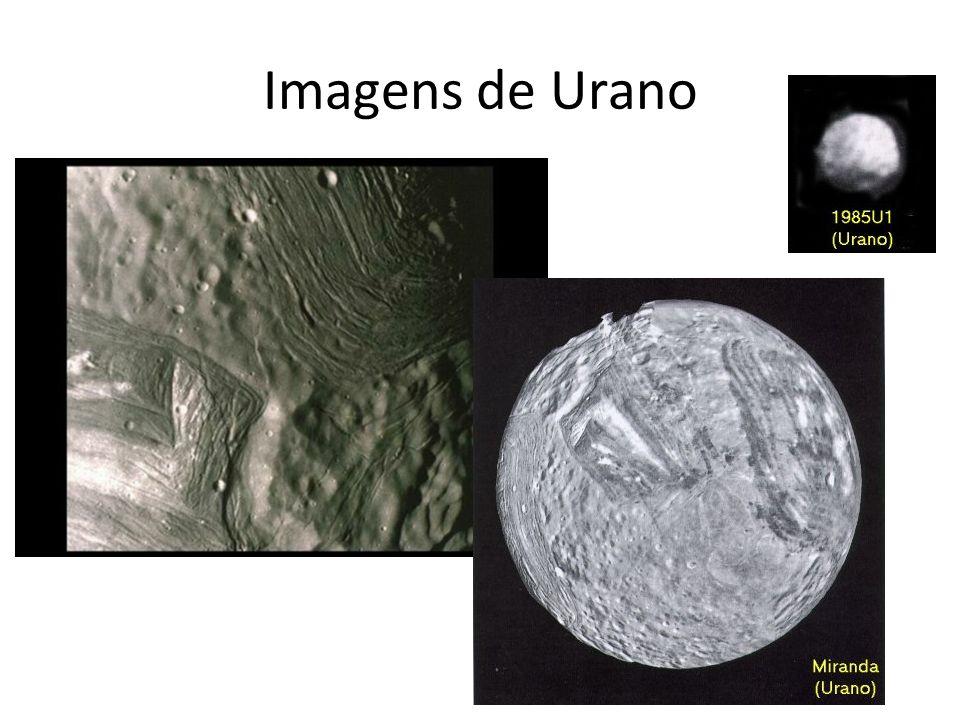 Imagens de Urano