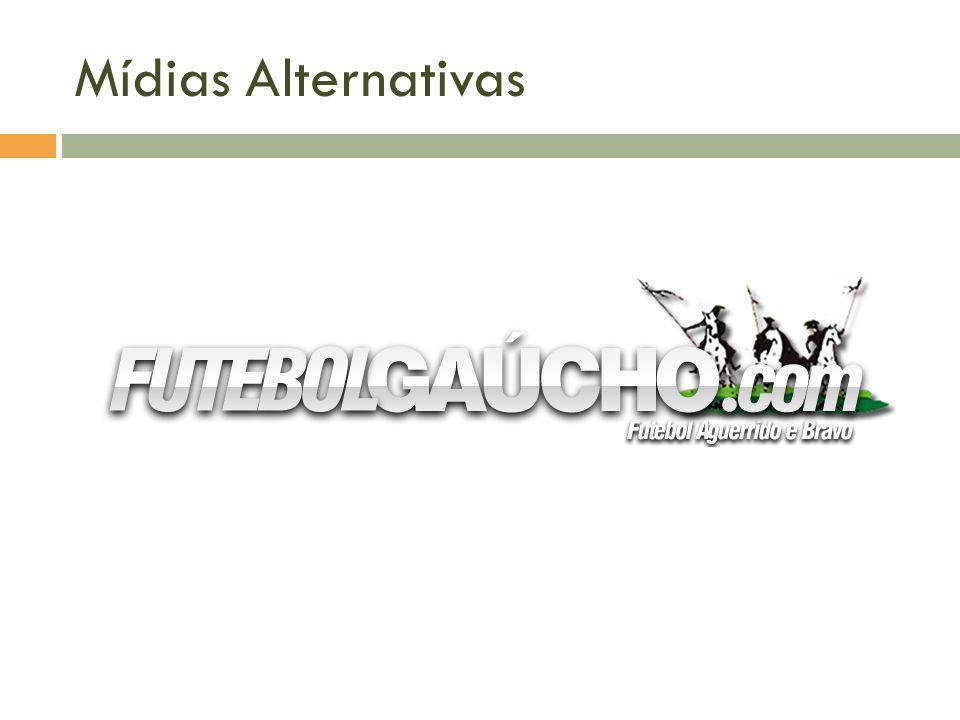Mídias Alternativas