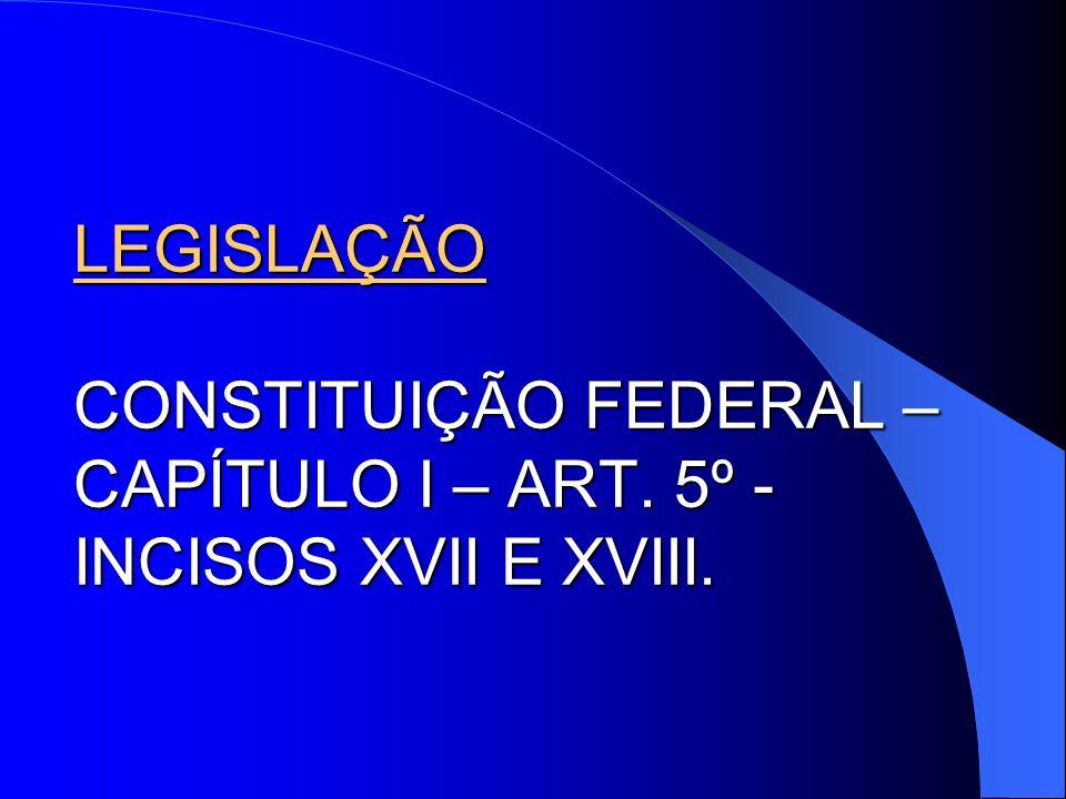 CONSTITUIÇÃO CONSTITUIÇÃO - CONVOCAÇÃO DA ASSEMBLÉIA GERAL - ELABORAÇÃO DO ESTATUTO - ELEIÇÃO DA DIRETORIA E DO CONSELHO CONSULTIVO - REGISTRO NO CARTÓRIO DE PESSOAS JURÍDICAS - INSCRIÇÃO NO CADASTRO NACIONAL DE PESSOA JURÍDICA (CNPJ), JUNTO À RECEITA FEDERAL.