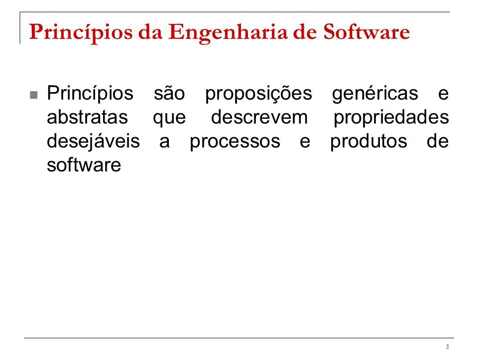 6 Princípios de Design Open Closed Principle (OCP) Autor: Bertrand Meyer Um módulo deve estar aberto para extensão porém fechado para modificação.