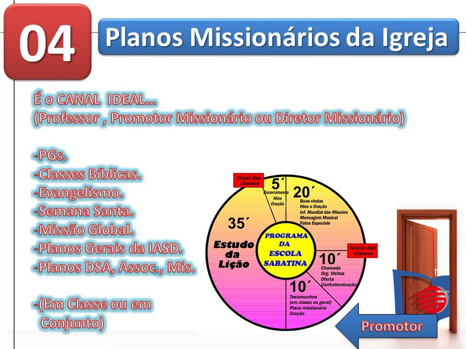 0404 Planos Missionários da Igreja